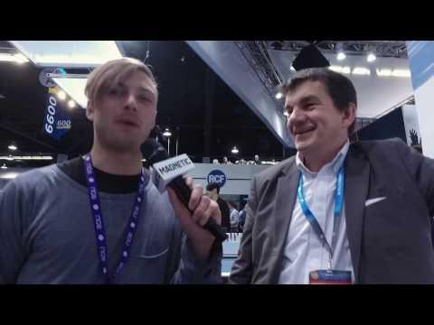 NAMM 2017 - Sennheiser GoPro Mic For Hero 4