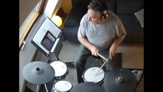 Boogie Albert JOHN MAYALL  DRUM COVER