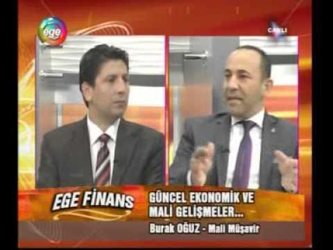 Burak OĞUZ - Ege Tv (4.10.2012) Vergi Ödeme Emri Karşısında Ne Yapılır-3
