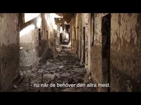 En månad sedan bombningen i Kunduz