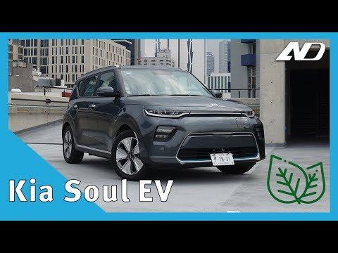 Kia Soul EV ?? - El gran auto eléctrico que no puedes comprar