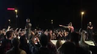 Leander Kills Élő koncert - Valami Folyjon Barba Negra Track 2016.08.25
