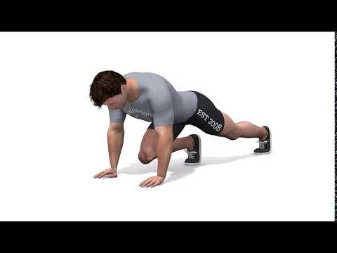 Mountain Climber - KOMPAN Exercise