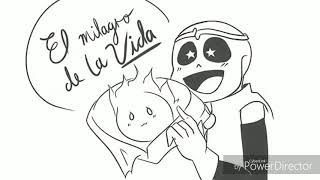 Mini cómics :V[fandub español]