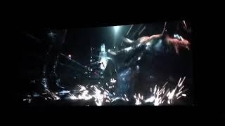Venom - Venom vs Riot scene