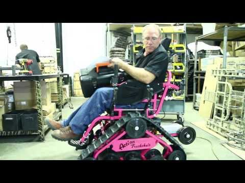 all-terrain wheelchair>