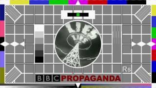 BBC PROPAGANDA TEST CARD