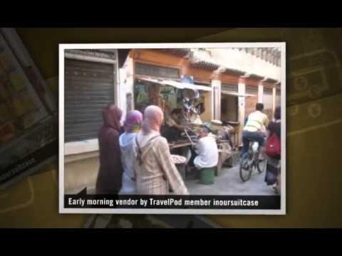 """Medina Maze In Medievil Imperial City"" Inoursuitcase's photos around Fes, Morocco (travel pics)"