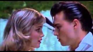 ▶ Cry Baby Jonny Depp Kissing   YouTube