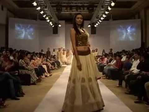 Samant Chauhan-  Pune Fashion Week 2012