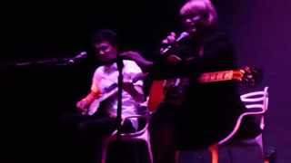 "The Raveonettes ""The Heavens (acoustic)"""