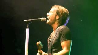 Keith Urban - Hurts So Good July 31, 2011