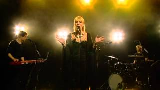 Agnes - One last time (Live @ Nyhetsmorgon 2012 September)