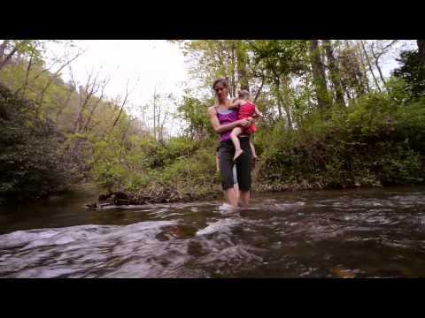 Jennifer Pharr Davis, American Hiking Society's National Trails Day.