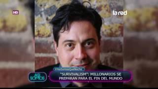 Survivalism: La nueva tendencia de los millonarios para prepararse para el fin del mundo