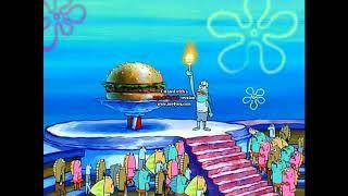 Spongebob fry cook game fnaf sl please stand by
