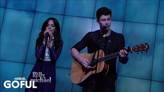 Shawn Mendes & Camila Cabello - I Know What You Did Last Summer (Live At Kelly and Michael) [HD]