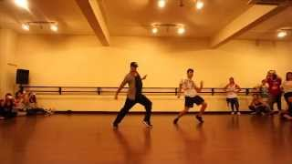 Pretty Ricky - Grind On Me | Masterclass Choreography by CJ Salvador