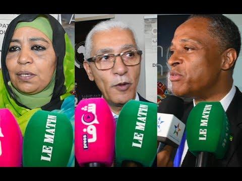 Video : Les ministres des sports africains s'unissent pour la valorisation des potentialités de la Jeunesse