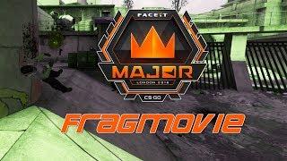 FACEIT Major 2018 ✪ FRAGMOVIE ✪