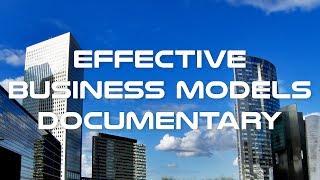 Effective Business Models
