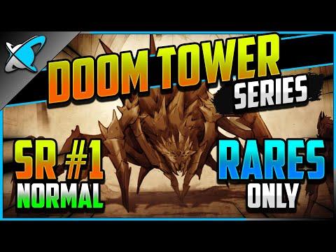 New DOOM TOWER Series !! | Secret Room #1 - RARES Only | How To Prepare | RAID: Shadow Legends