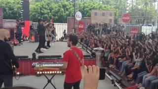 Own The Night | CD9 ft. Lali Esposito - Coca Cola FM Studio