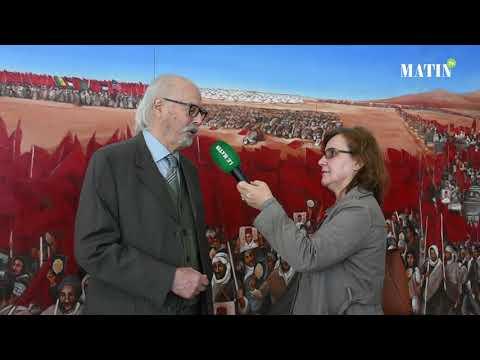 Video : Exposition : La résistance du Maroc à l'occupation étrangère en documents et peintures