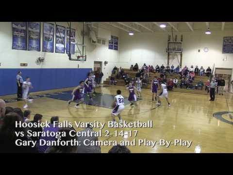 Hoosick Falls Basketball - 2/14/17