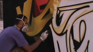 Graffiti writing contest Luglio 2009 - Chiaramonte Gulfi - Sicilia