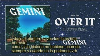 Macklemore - Over It subtitulada español (ft Donna Missal)