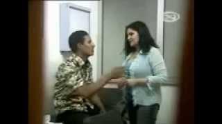 للكبار فقط  اغراء و فضايح   Arabic Doctor Molesting her patients