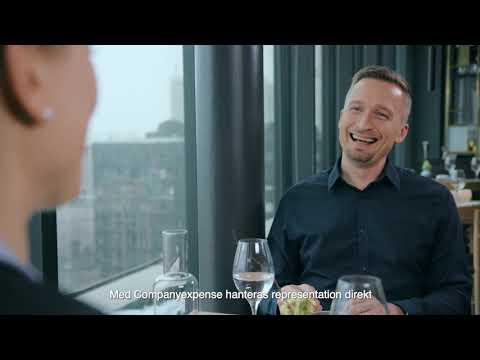 Companyexpense - Den nya generationens Expense Management - Textad