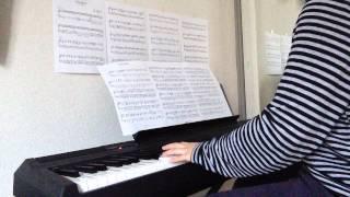ダイヤのA Ace of Diamond 鑽石王牌 OP Go EXCEED!! piano ピアノ