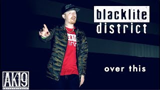 blacklite district - Over This (Official Music Video)