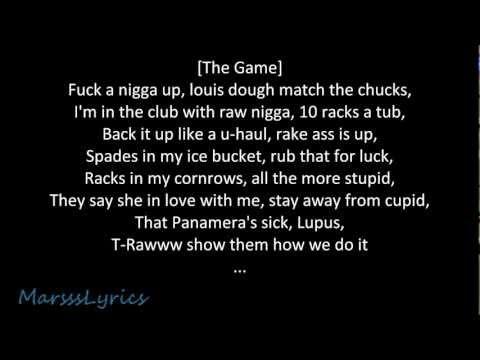 Tyga Ft The Game Switch Lanes Lyrics