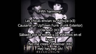 Uptown Funk Sub. Español - Fifth Harmony, Jacob Whitesides, Jasmin V y Mahogany Lox