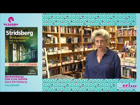 Vidéo de Sara Stridsberg