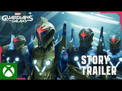 Marvel's Guardians of the Galaxy - Story Trailer