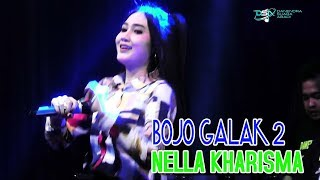 Bojo Galak 2 (Di Gawe Penak) - Nella Kharisma