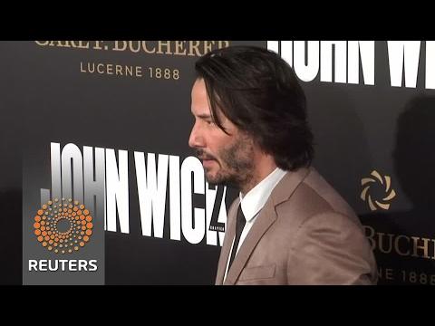 'John Wick 2' cast hit the red carpet