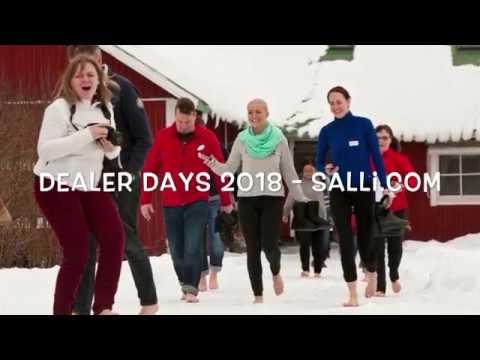 Salli Dealer Days 2018 are getting closer