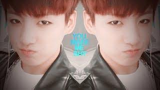 JUNGKOOK • girl, you make me shy• [fmv]