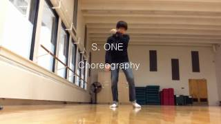 Flume feat. Kai - Never Be Like You |Choreography Cover| @S.ONE