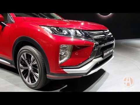 2018 Mitsubishi Eclipse Cross: Geneva Auto Show