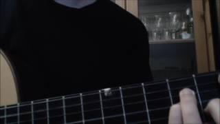 XXXTentacion - Tightrope (Acoustic cover)