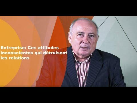 Video : Entreprise : Ces attitudes inconscientes qui détruisent les relations humaines