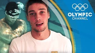 Calvyn Justus: the South African Swimmer Living his Dream | Follow Friday
