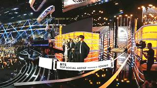 BTS ( 방탄소년단 ) in 360 - Billboard Music Awards 2017 Top Social Artist presented by ION360