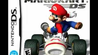 Mario Kart DS Music - Multiplayer Results - Lose